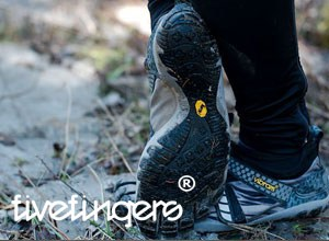 Trekking, hiking, walking - Outdoor fivefingers shoes