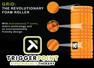 Trigger Point Performance Grid Foam Rollers Ireland