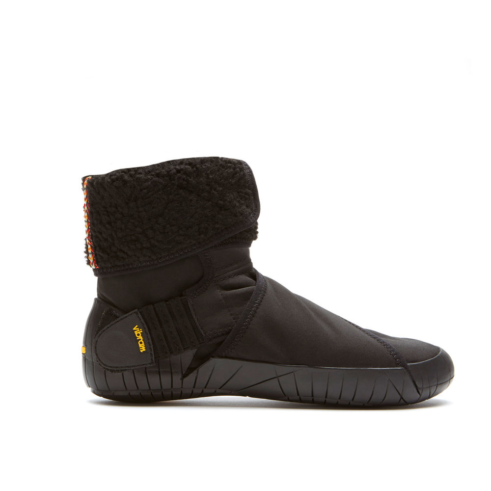 Furoshiki New Yorker Mid Boot – Water Resistant
