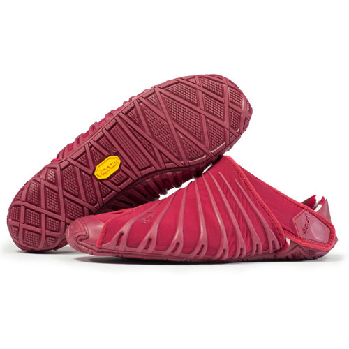 Furoshiki Beet Red Womens