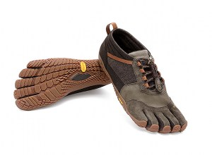 Trek Ascent LR Caramel/Brown Vibram Fivefingers Ireland