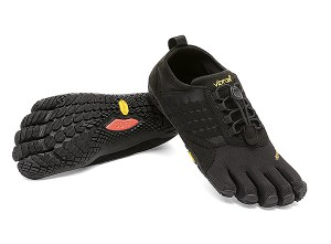 Ladies Trek Ascent Black Vibram Fivefingers Ireland