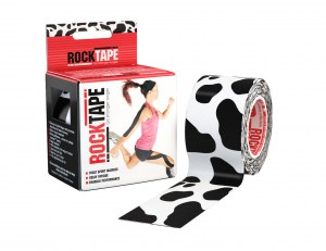 Rocktape 5cm Cow Pattern
