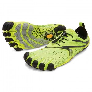 Mens V-Run Yellow Vibram Fivefingers