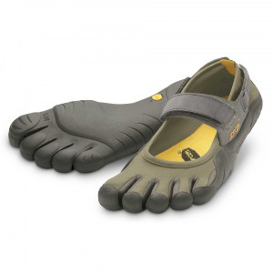 Womens Sprint Vibram Fivefingers Ireland Khaki / Putty / Clay