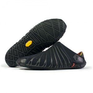 New! Vibram Furoshiki Black Mens