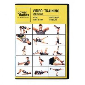 Powerband Workout DVD Ireland