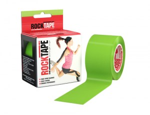 Rocktape 5cm Lime Green